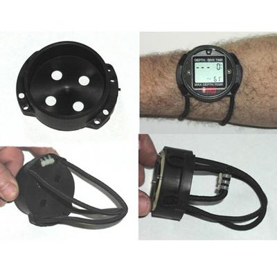 Dir mount for diving instruments tec divesysteme - Dive system shop ...