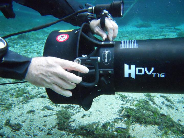 Halcyon scooter t16 tec divesysteme - Dive system shop ...
