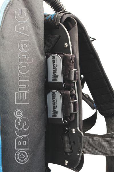 Halcyon traveler wing tec divesysteme - Dive system shop ...