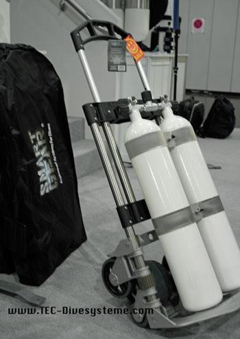 Smart Gear Advanture Cart Tec Divesysteme