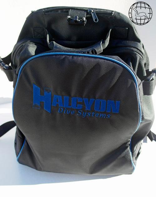 Halcyon backpack tec divesysteme - Dive system shop ...